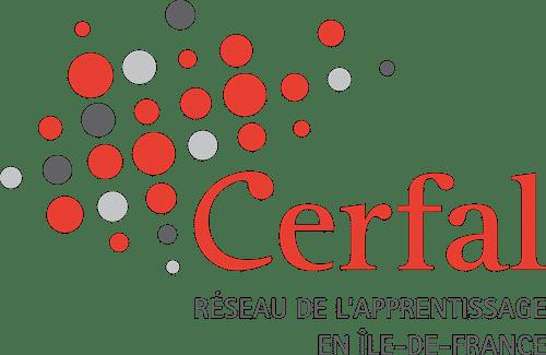 logo du cerfal réseau d'apprentissage en ile de france