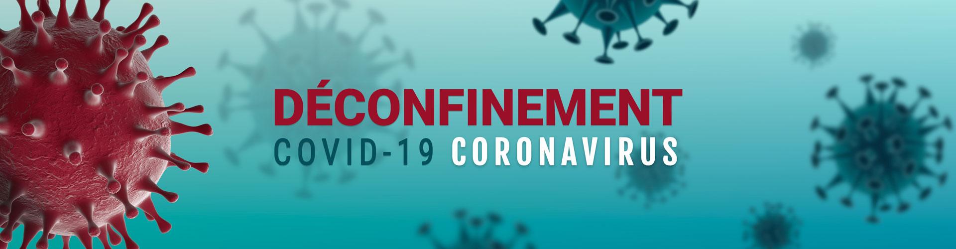 Coronavirus : Plan de déconfinement des centres de formations professionnelles
