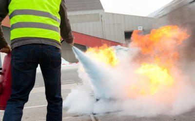 Exercices Pratiques sur terrain de feu