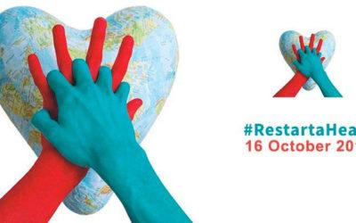Journée mondiale de l'arrêt cardiaque : 16 octobre 2019