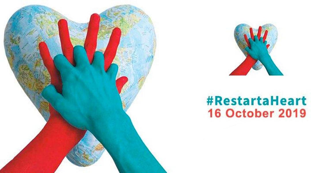 journée mondiale de l'arrêt cardiaque le 16 decembre 2019