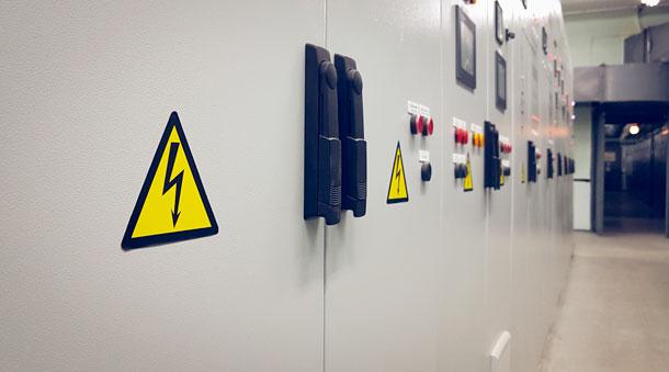 Obtenez votre Habilitation Electrique H0-B0-H0V-BF-HF - visuel local électrique haute tension